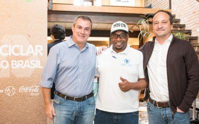 Ambev y Coca-Cola Brasil se unen en nuevo programa de reciclaje