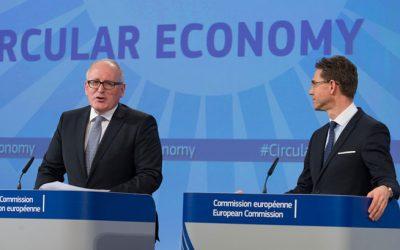 Incentivo a la Economía Circular en Europa